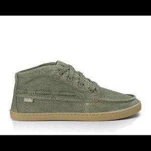 NWT Sanuk Vee K Shawn Shoe